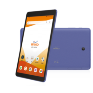 Alcatel Wind Tab 8 Blue - WindTre