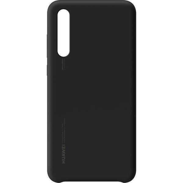 HUAWEI Silicone Case per P20 Pro Nero