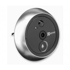 EZVIZ DP1 Spioncino Porta WiFi + Display 4,3