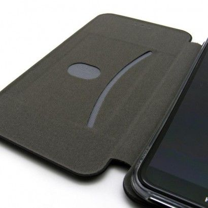 Custodia Vogue per Galaxy S20 Ultra - Nera