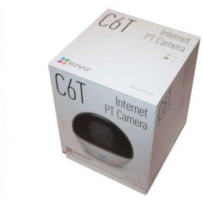 EZVIZ C6T Telecamera Camera Da Interno Con Vis. Notturna e Wi-Fi