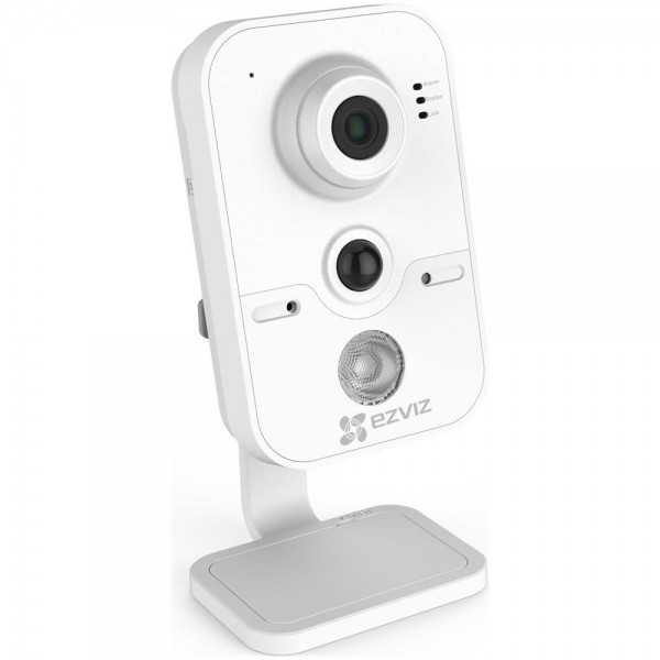 EZVIZ C2 Cube Telecamera Camera Da Interno Con Vis. Notturna E
