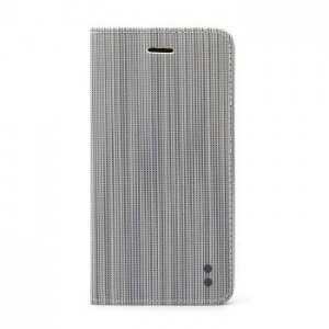 Custodia Stripy per iPhone 6S - Bianca