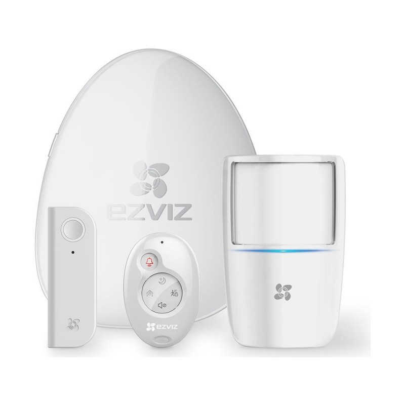 EZVIZ Alarm Starter Kit Centrale - Comando - Volumetrico