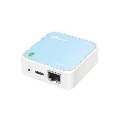 TP-Link TL-WR802N Nano Router N300 1 Porta LAN
