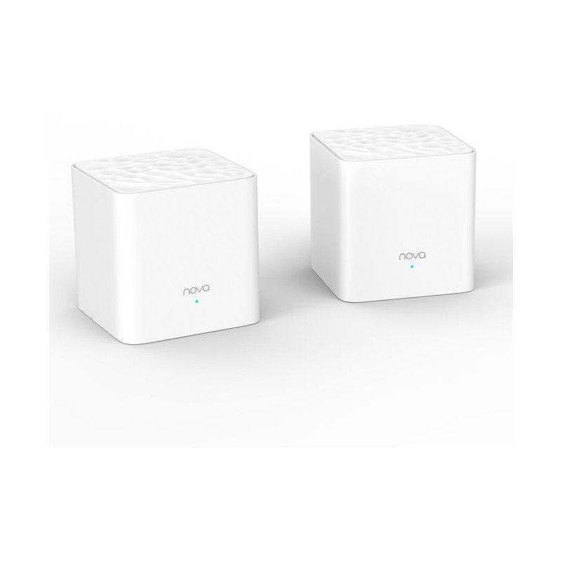 Tenda Nova MW3 Sistema WiFi AC Mesh - 2 pezzi