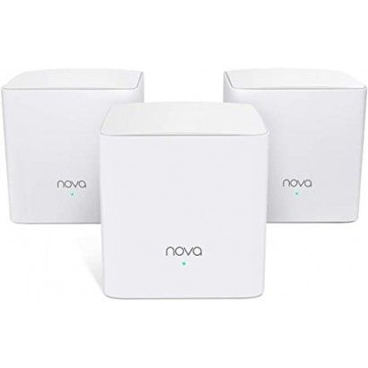 Tenda Nova Wireless AC1200 Dual Band Mesh 2xMW3F + 1xMW5