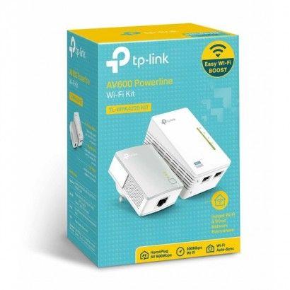 TP-Link TL-WPA4220KIT Powerline WiFi AV600 - 2 pz