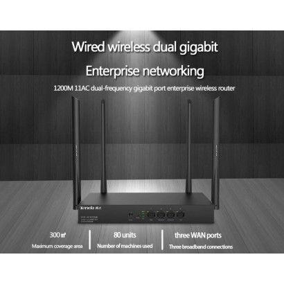 Tenda NT-W18E Dual Band Wireless Hotspot Router