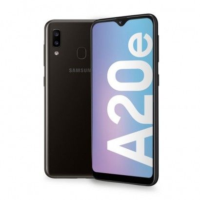Samsung Galaxy A20e Black - WindTre