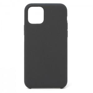 MYAXE Cover Liquid per iPhone 11 Pro Max - Grigio