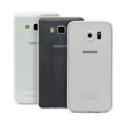 MYAXECover per Galaxy S8 Plus - Trasparente
