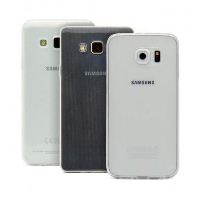 MYAXE Cover per Samsung S10e - Trasparente
