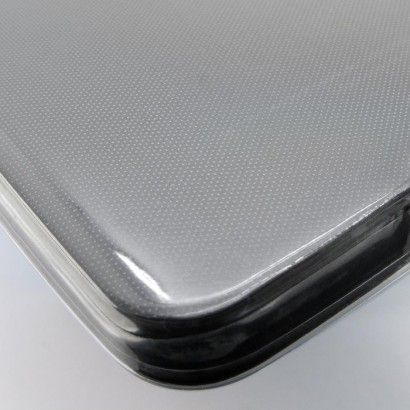Cover per Galaxy A6 Plus - Trasparente