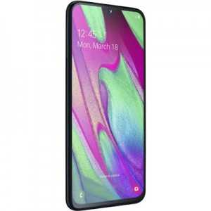 Samsung Galaxy A40 Black - WindTre