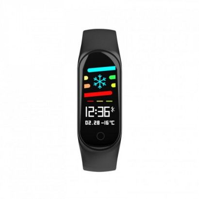 SBS Vital Fit Watch - Black