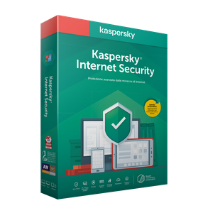 Kaspersky Internet Security 1 utente