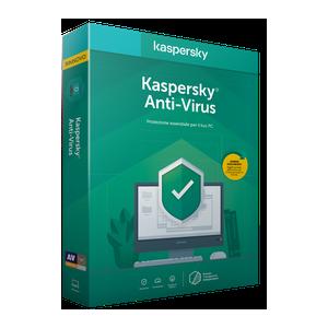 Kaspersky AntiVirus - 1 utente