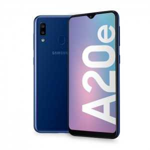 Samsung Galaxy A20e Blue - WindTre