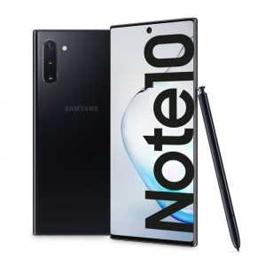 Samsung Galaxy Note 10 Aura Black - WindTre