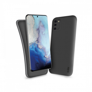 SBS Cover Polo Nero - Samsung Galaxy S20