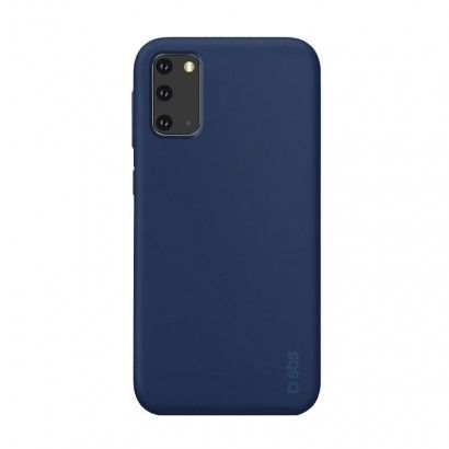 SBS Cover Polo Blu - Samsung Galaxy S20