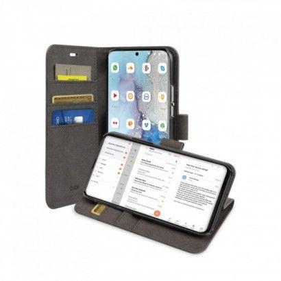 SBS Custodia Book Wallet Stand - Samsung Galaxy S20 - Nero