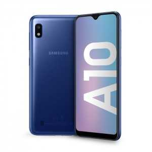 Samsung Galaxy A10 Blue - WindTre