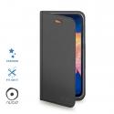Book Case/Eclipse GALAXY A10 BLACK