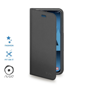 Book Case/Eclipse GALAXY A40 BLACK