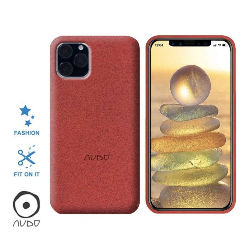 Gel Cover/Sand IPHONE 11 PRO (5.8) ROSSO