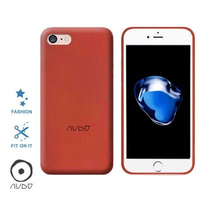 Gel Cover Sand (Rosso) per IPHONE 7/8