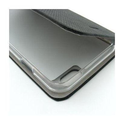Custodia Scratch per Huawei P Smart - Nera