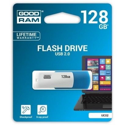 Pendrive 128GB UCO2 MIX USB 2.0 GoodRAM