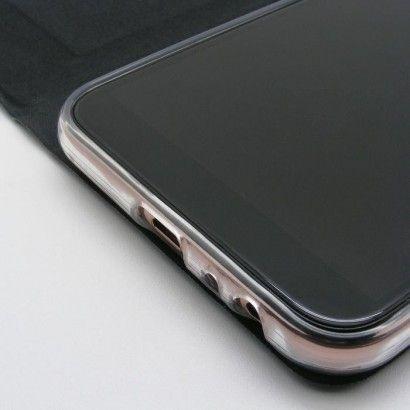 Custodia Pure per Galaxy A50 / A30s - Nera