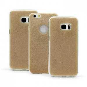Cover Glitter Oro per iPhone 6 / 6s