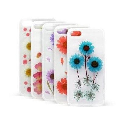Cover Flower per iPhone 7 / 8 / SE 2020 Viola