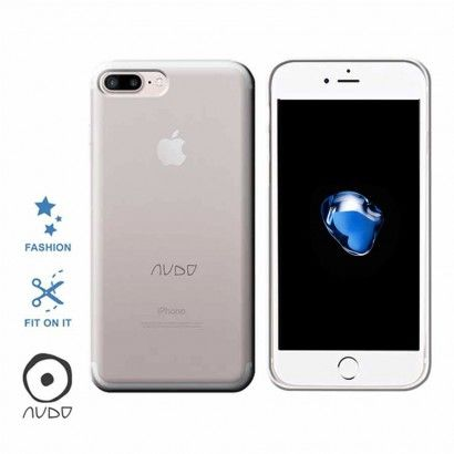 Gel Cover Basic (Trasparente) per IPHONE 7/8 PLUS