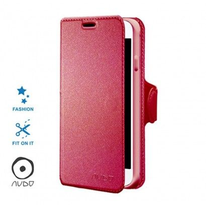 Book Case Essential (Fucsia) per IPHONE 7/8