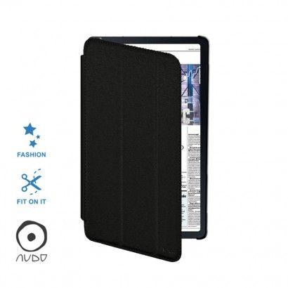 Book Case Fiber Stand per GALAXY TAB S6 LITE P610/P615