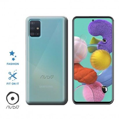 Gel Cover Basic (Trasparente) per GALAXY A51