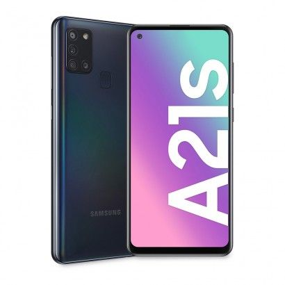 Samsung Galaxy A21s Black - WindTre