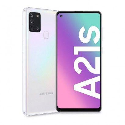 Samsung Galaxy A21s White - WindTre