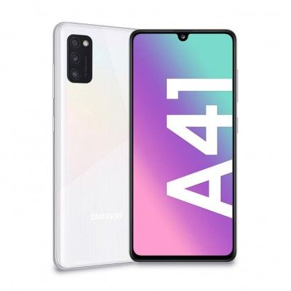 Samsung Galaxy A41 White - WindTre