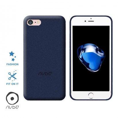 Gel Cover Sand (Blu) per IPHONE 7/8