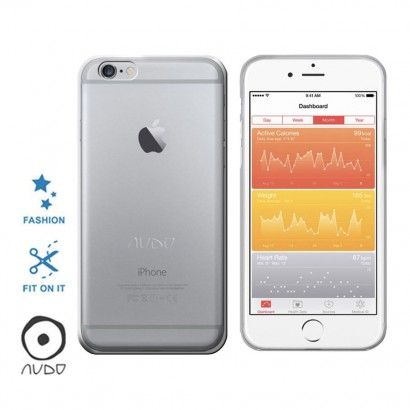 Gel Cover Basic - eco pack (Trasparente) per IPHONE 6/6S
