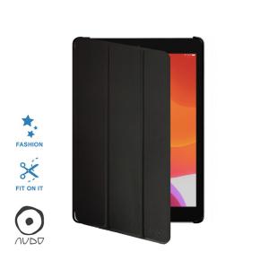 Book Case Fiber Stand iPad Air / Air 2 - Nero