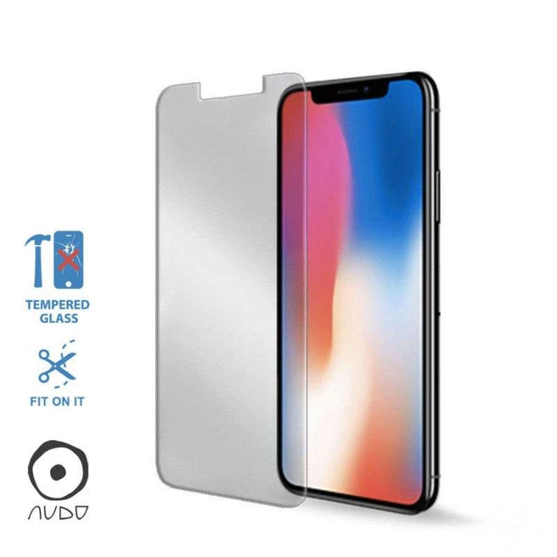 Tempered Std - eco pack per IPHONE X