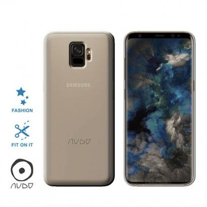 Gel Cover Basic - eco pack (Trasparente) per GALAXY S9