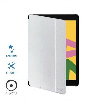 Book Case Fiber Stand (Bianco) per IPAD 10.2 (2019)